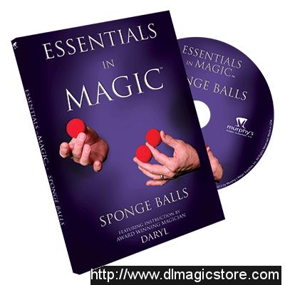 Daryl – Essentials in Magic Sponge Balls