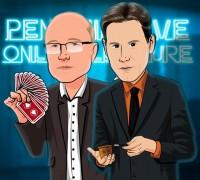 David Peck and Brian Roberts LIVE (Penguin LIVE)