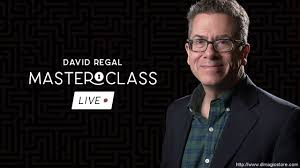 David Regal – Masterclass Live – Week 2