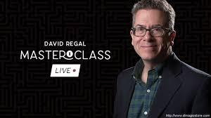 David Regal – Masterclass Live – Week 3