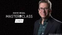 David Regal: Masterclass: Live Live lecture by David Regal