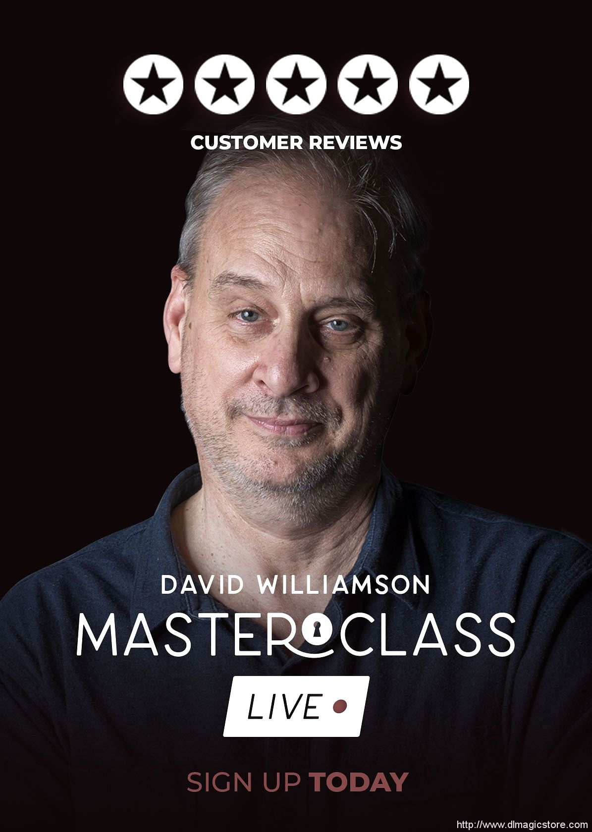 David Williamson Vanishing Inc Masterclass: Live Week 2