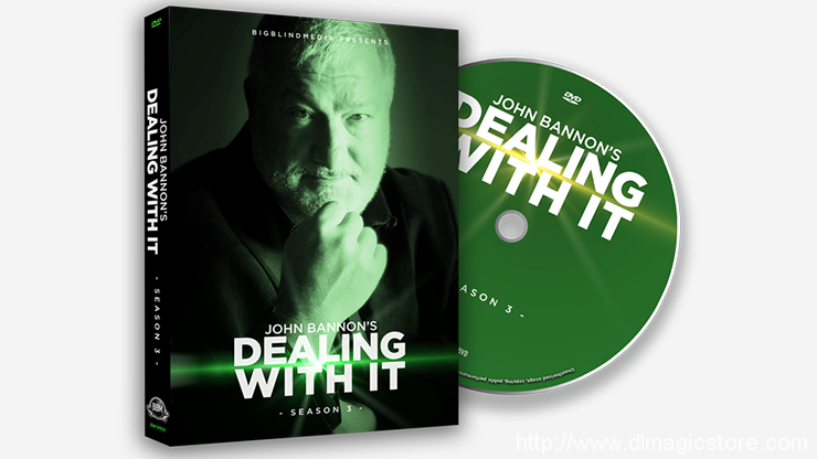 Dealing With It Season 3 by John Bannon