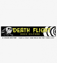 Death Flight by Docc Hilford