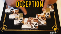 Deception by Vinny Sagoo (Gimmick Not Included)