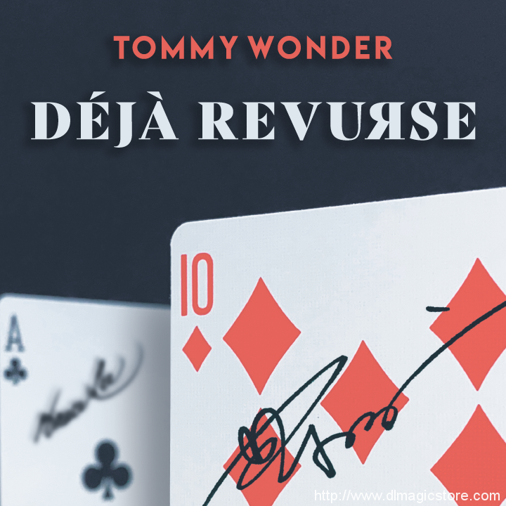 Deja ReVurse presented by Dan Harlan (Instant Download)