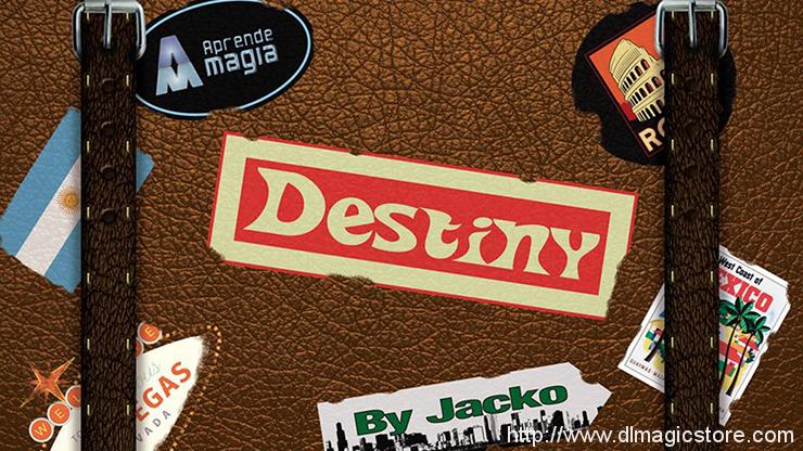 Destiny by Jacko and Aprendemagia