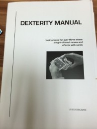 Dexterity Manual by Justin Higham