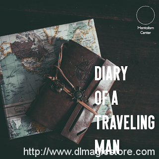 Diary Of A Travelling Man By Lewis Le Val
