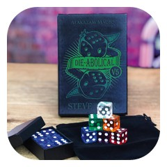 DieAbolical V5 By Steve Cook (Dice Not Included)