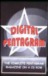 Digital Pentagram by Peter Warlock