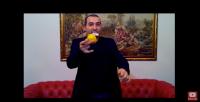 Platinum Bill In Lemon by Dominic