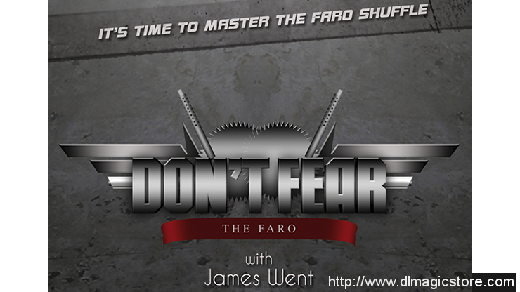Don't Fear the Faro with James Went video (Download)