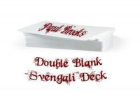 Double Blank Svengali Deck by Paul Brook