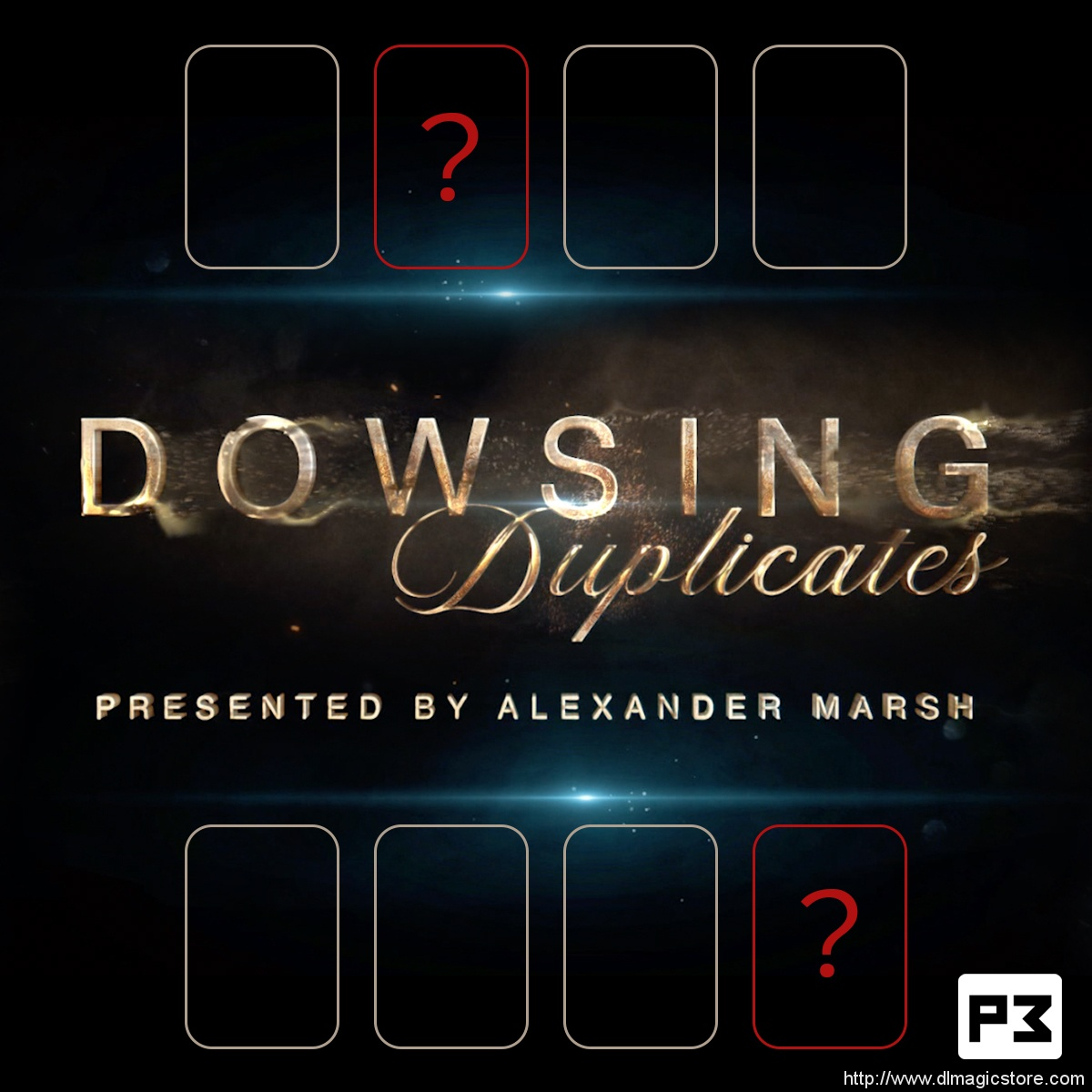 Dowsing Duplicates by T.J. Osbourne (Instant Download)