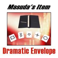 Dramatic Envelope by Katsuya Masuda