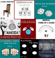 E-book super bundle by Ever Elizalde (Instant Download)