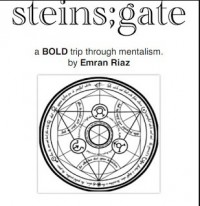 EMRAN RIAZ – Steins;Gate Hybrid Book On Mentalism