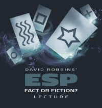 ESP Fact or Fiction Lecture by David Robbin