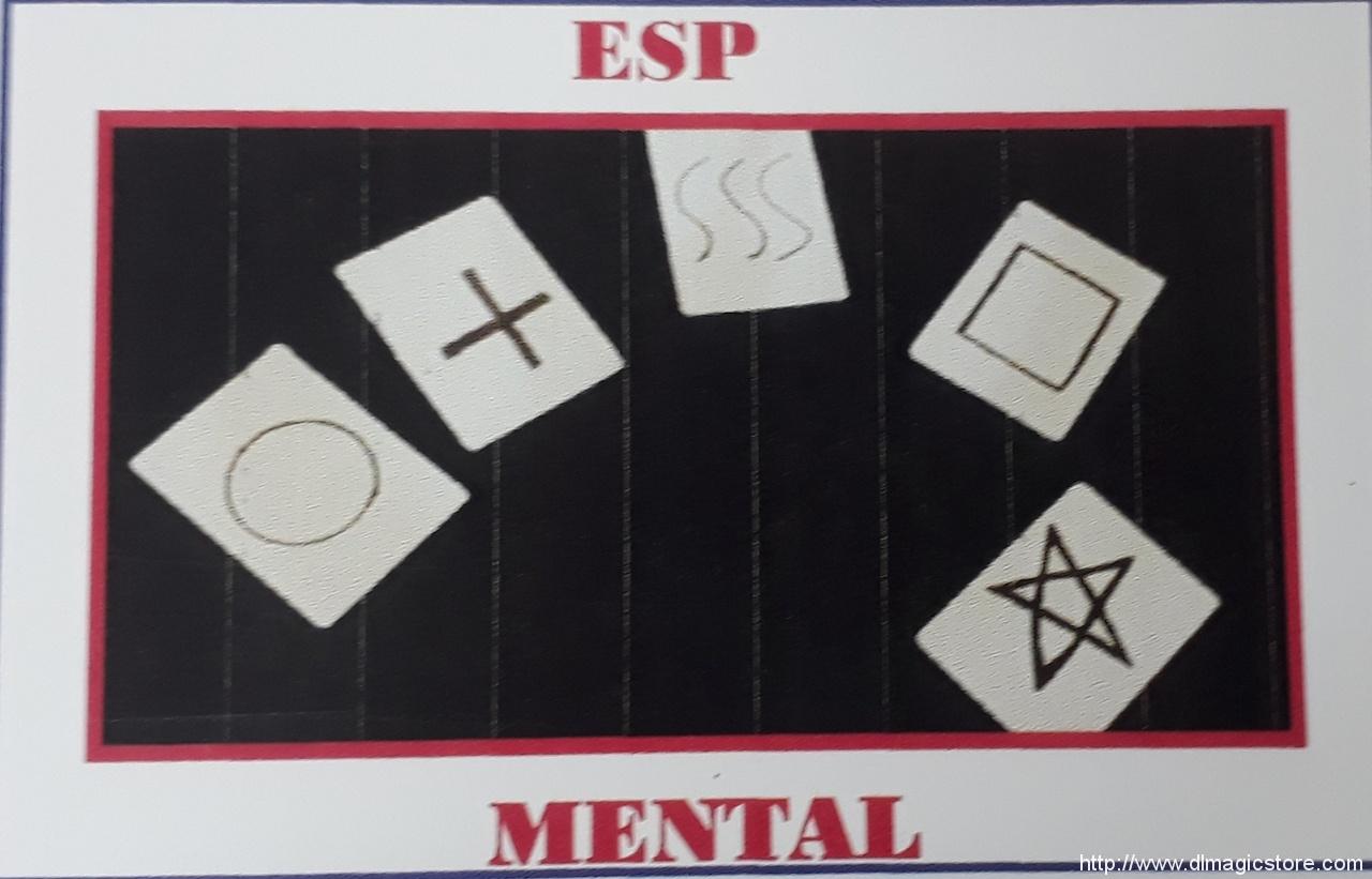 ESP Mental by Dibya Guha