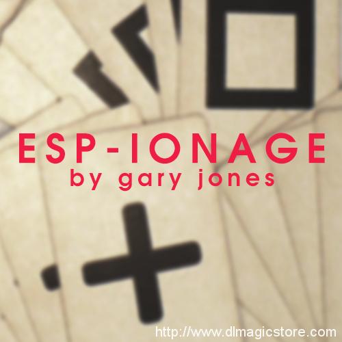 ESP-ionage by Gary Jones