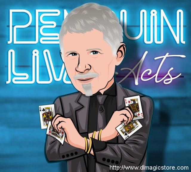 Ed Ellis LIVE ACT (Penguin LIVE)