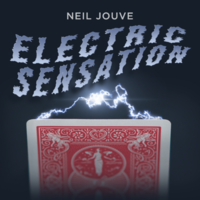 Electric Sensation by Neil Jouve (Gimmick Deck Not Included)