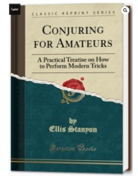 Ellis Stanyon – Conjuring for Amateurs