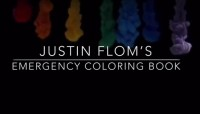 Emergency Coloring Book by Justin Flom