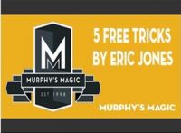 5 Free Tricks by Eric Jones