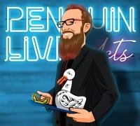 Erik Tait LIVE ACT (Penguin LIVE)