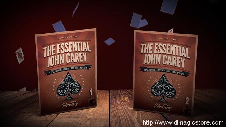 Essential Carey (2 DVD Set) by John Carey