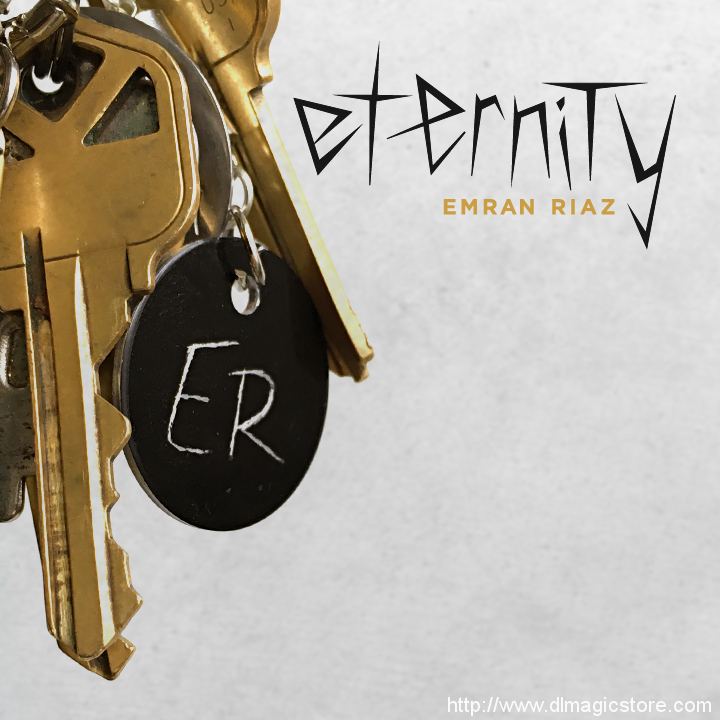 Eternity by Emran Riaz (Gimmick Not Included)