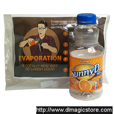 Evaporation by Louie Foxx