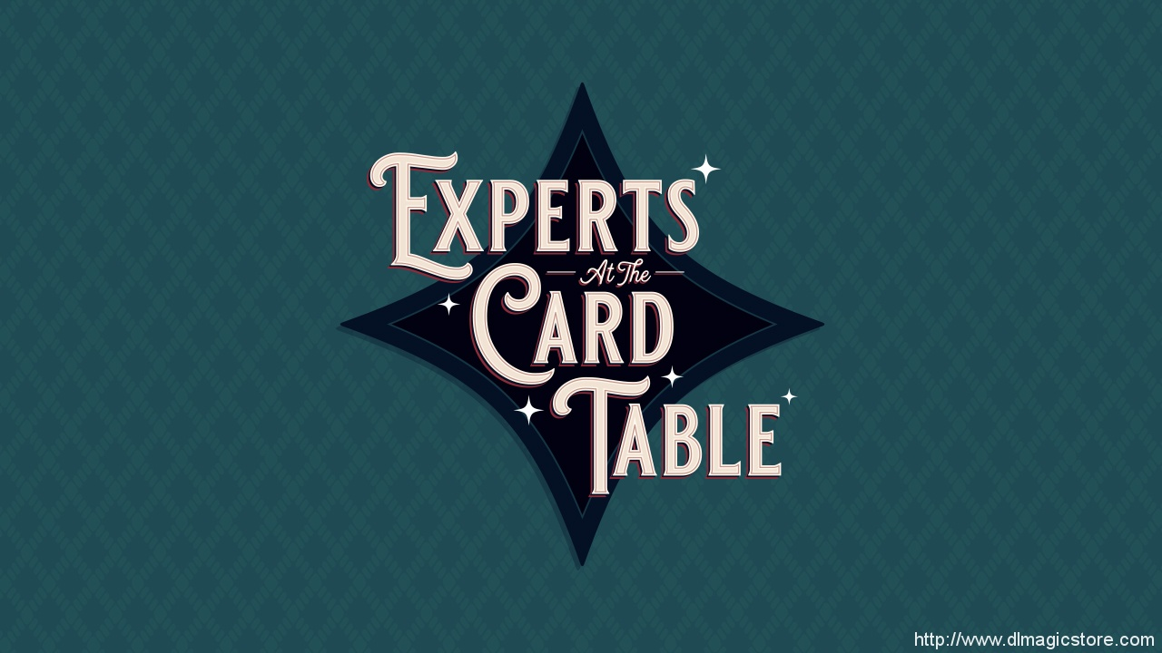 Experts at the Card Table 2020 by Vanishing Inc