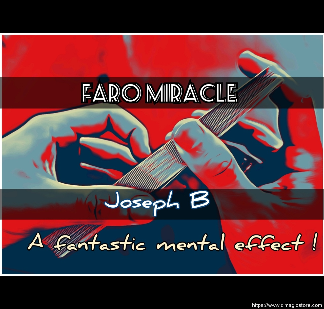FARO MIRACLE by Joseph B. (Instant Download)