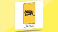 FRESH SNACK by Julio Montoro (Gimmick Not Included)