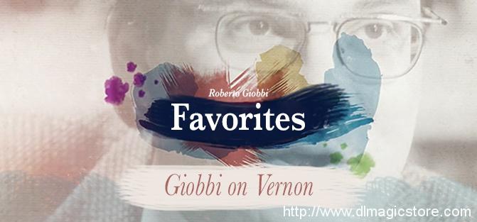 Favorites Giobbi on Vernon by Roberto Giobbi