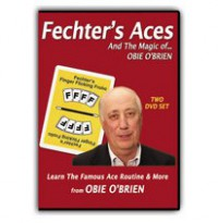 Fechter's Aces with Obie O'Brien (2 DVD Set)