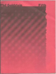 Fifth by Phil Goldstein (1989)