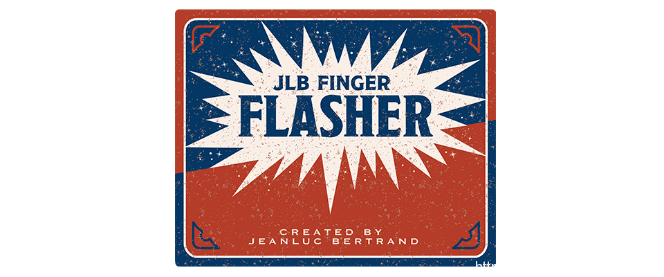 Finger Flasher by JeanLuc Bertrand