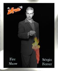 Fire Flash by Sergio Ferrer