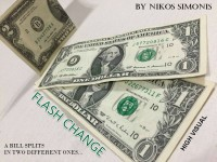 Flash Change by Nikos Simonis (Instant Download)