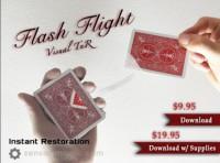 Flash Flight by Nicholas Lawrence and Sensor Magic