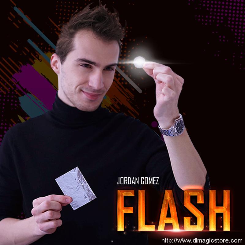 Flash by Jordan Gomez