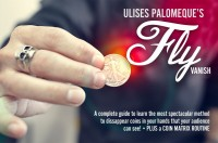Fly Vanish by Ulises Palomeque (Instant Download)
