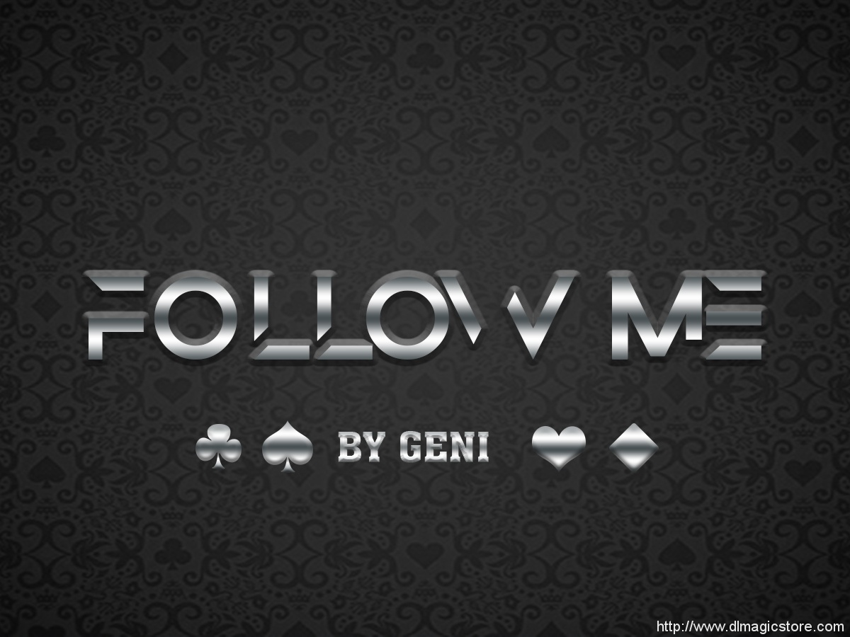 Follow Me by Geni