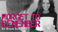 Forget to Remember by Ryan Schlutz