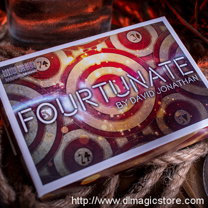 Fourtunate (Fortunate) by David Jonathan and Mark Mason