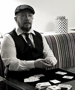 From The Card Table To The Magic World with Yann Hardy